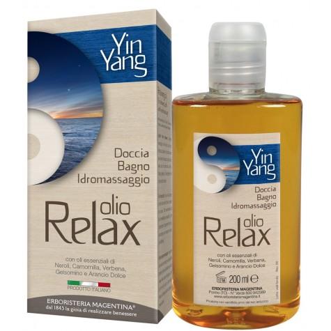 Yin-Yang Relaxing Bath Oil 200 ml