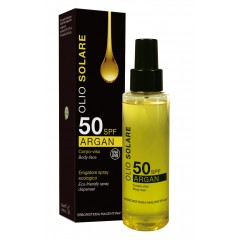 Olio Spray Solare SPF50