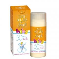 Baby Angeli Sun Milk Spf 50+