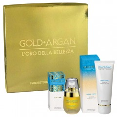 Cofanetto Gold argan Olio Puro + Crema Corpo