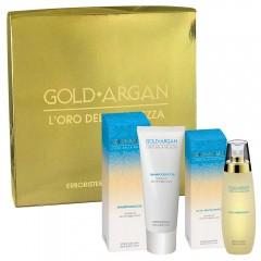 Cofanetto Gold Argan Shampoodoccia + Olio Massaggio