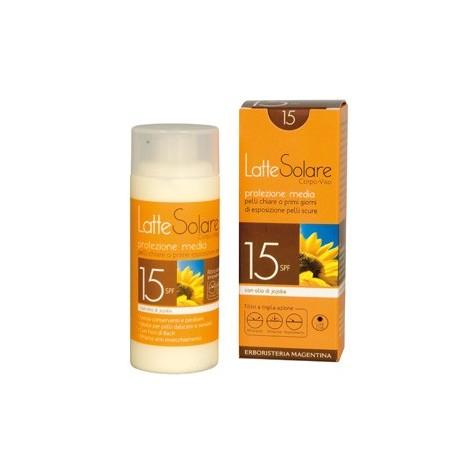 Latte Solare SPF15