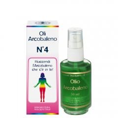 Olio Arcobaleno N. 4 Verde Armonia
