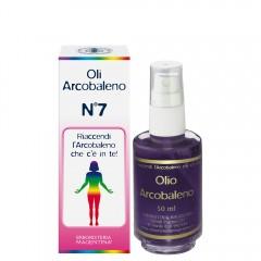 Olio Arcobaleno N. 7 Porpora Equilibrio