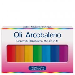 Set Mini Arcobaleno 7 colori