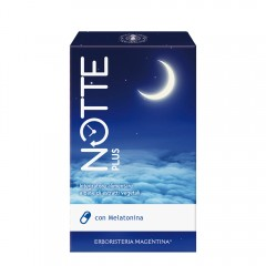 Capsule Notte Plus con Melatonina