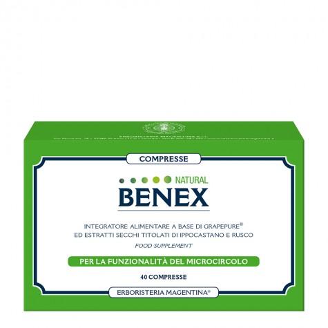 Compresse Natural Benex