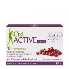 Compresse CistActive Forte