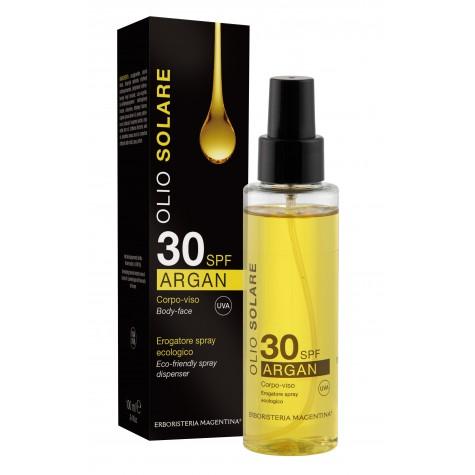 Olio Spray Solare SPF30