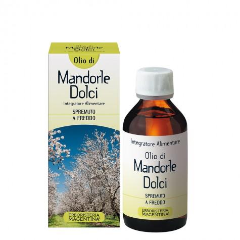 Olio di Mandorle Dolci - integratore alimentare