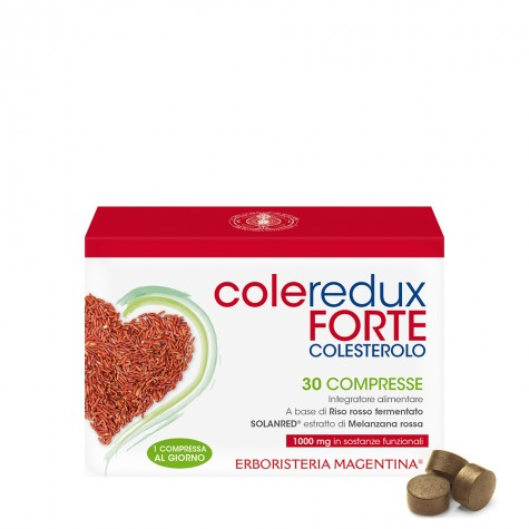 Coleredux Forte Compresse