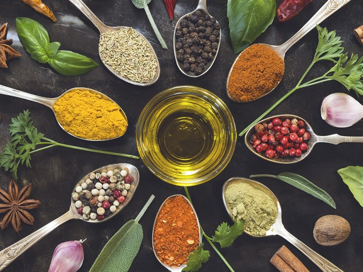 Condimenti alternativi per mangiare sano, ma con gusto