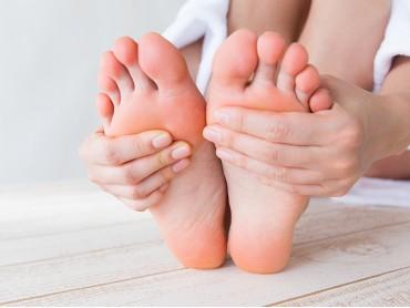 I piedi riflettono il benessere del nostro organismo!