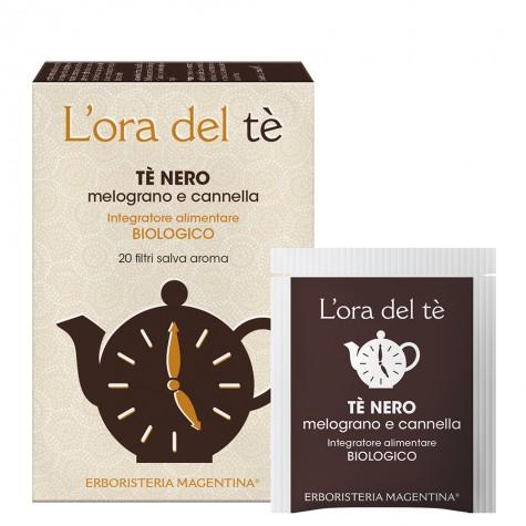 Tè Nero - Melograno e Cannella