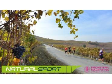Erboristeria Magentina è sponsor dell'Ecomaratona del Barbaresco e del Tartufo Bianco D'Alba