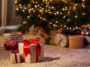 La gioia del dono, la magia del Natale.