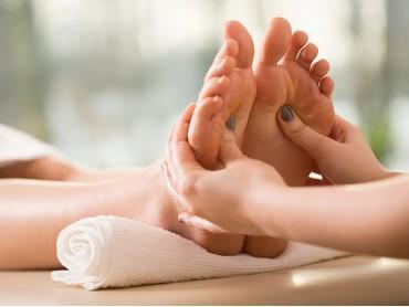 Riflessologia plantare: il benessere dei piedi