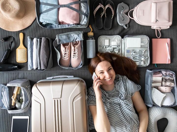 Consigli per una valigia perfetta, leggera e senza rinunce!