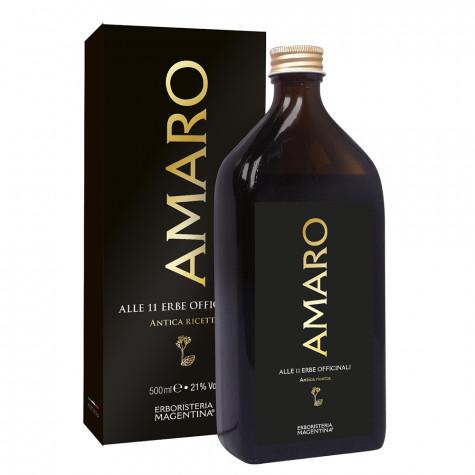 Amaro 11 Erbe Officinali