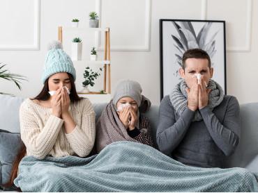Starnuti e raffreddori: come combatterli e prevenirli naturalmente