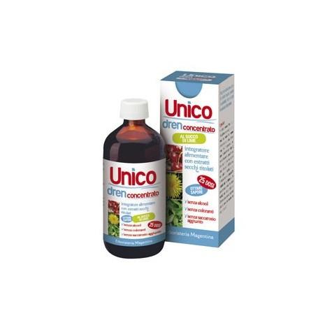 Unique Detox - Diuretic Concentrate Lime 250 ml