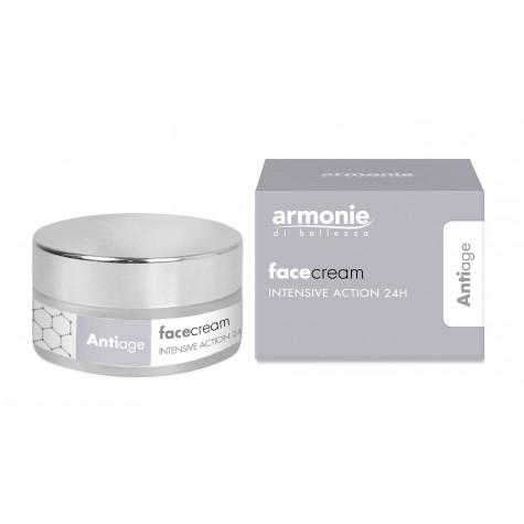 Face cream INTENSIVE ACTION 24H