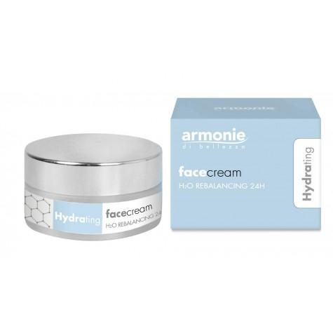 Face cream H2O REBALANCING 24H