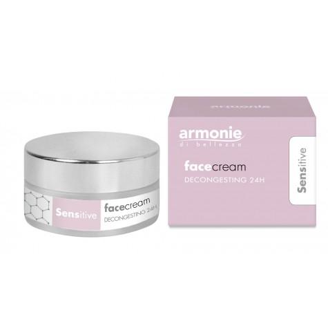 Face cream DECONGESTING 24H