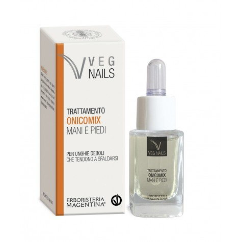 Onicomix treatment Nails - Veg Nails
