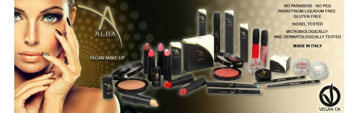Alba Vegan Make Up
