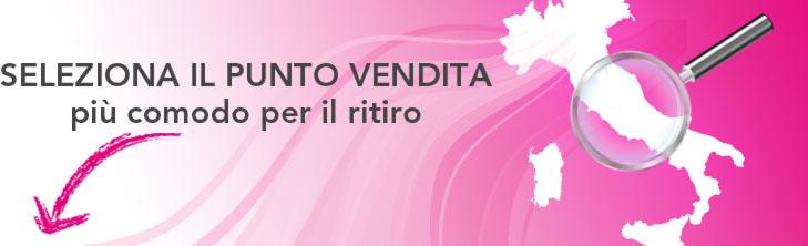 Punti vendita dei prodotti Erboristeria Magentina