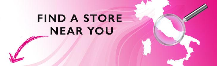 Find a Store near you!
